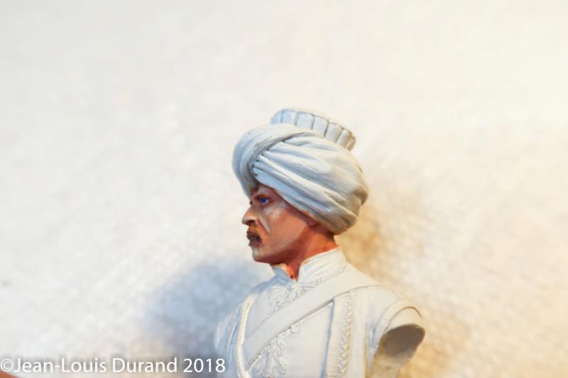 Mamelouk - Historex 1/15 - Résine - Peinture aux acryliques Mamelo13
