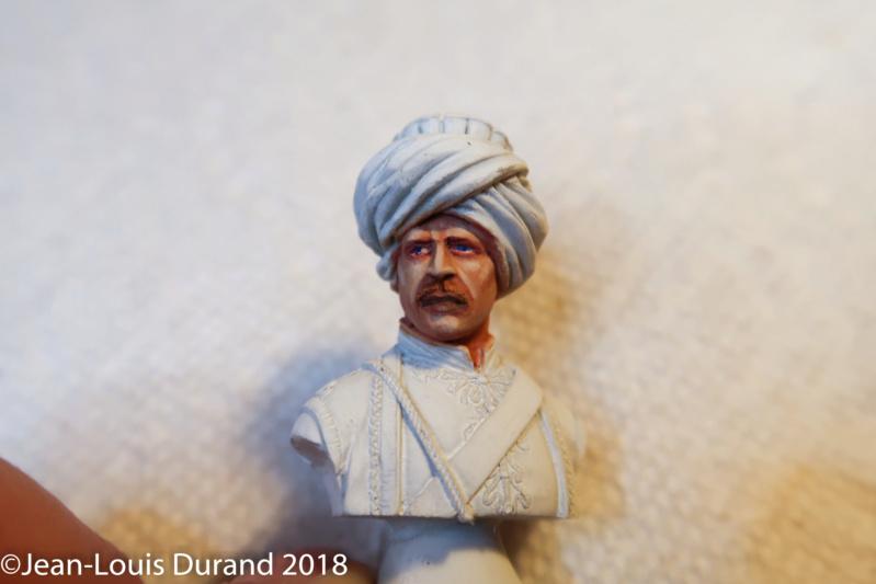 Mamelouk - Historex 1/15 - Résine - Peinture aux acryliques Mamelo14