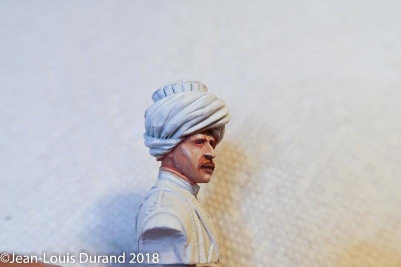Mamelouk - Historex 1/15 - Résine - Peinture aux acryliques Mamelo15