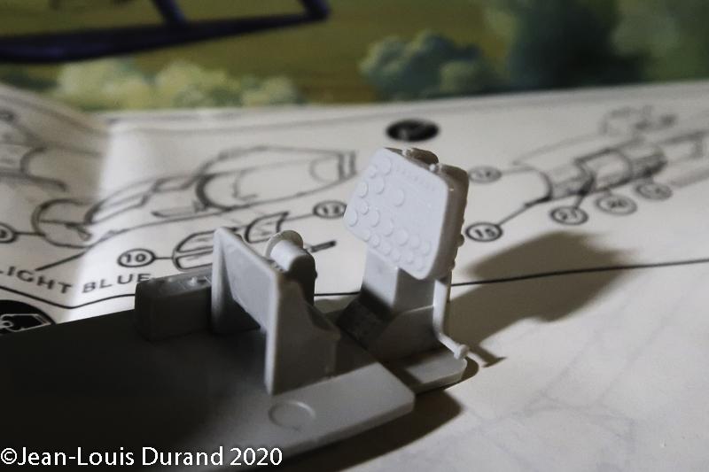 McDonnell XV-1 Convertiplane - Glencoe Models - 1/32 Mcdonn10