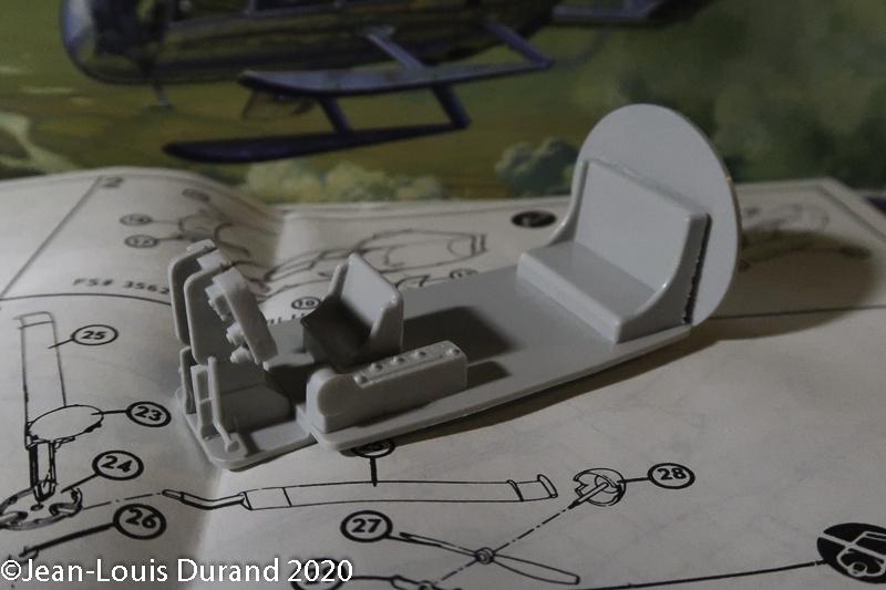 McDonnell XV-1 Convertiplane - Glencoe Models - 1/32 Mcdonn12