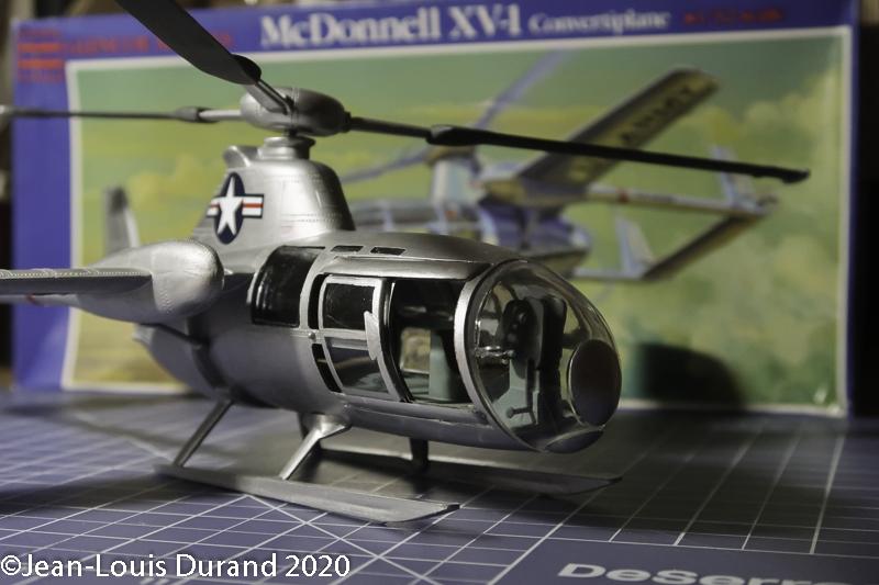 McDonnell XV-1 Convertiplane - Glencoe Models - 1/32 - Page 4 Mcdonn24