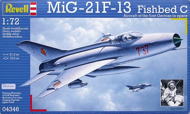 MiG 21 F13 Fishbed C [Revell 1/72] Mig_2110