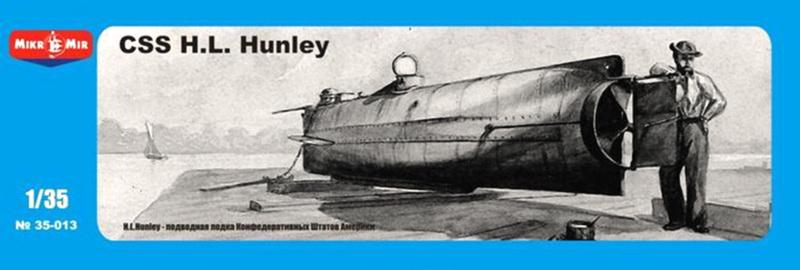 CSS HUNLEY - MIKRO MIR - 1/35 Mikrom12