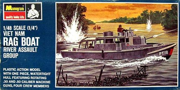 Légion en eau trouble - Bateau marque inconnue figurines Miniart et Dragon et rab - 1/35 Monogr10