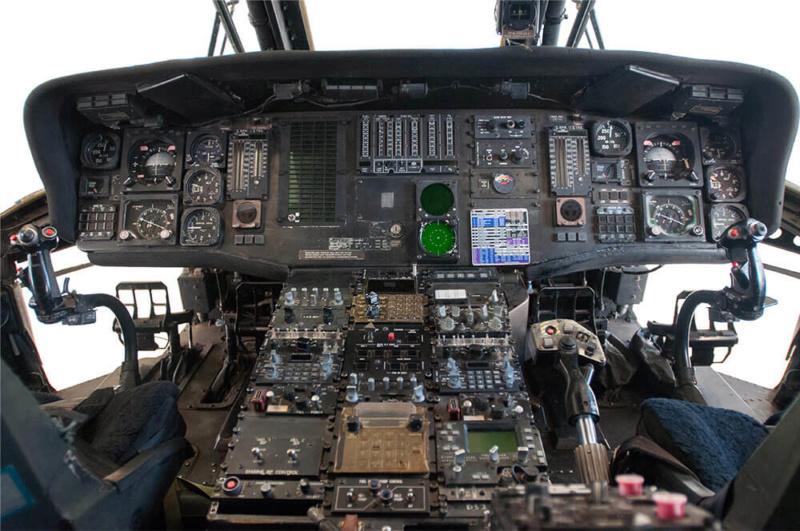 """MH-60L """" Black Hawk """" KITTY HAWK 1/35 Palonn10"""