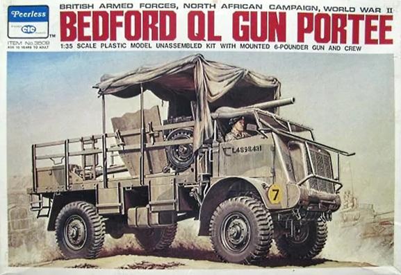 6 pounder gun - Italeri 1/35 Peerle10
