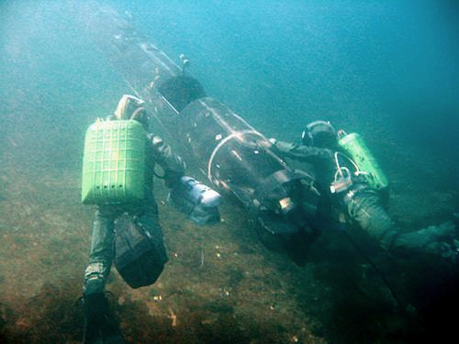 "Sous-marin de poche soviétique ""Sirena"" - Mikromir - 1/35 Sirena10"