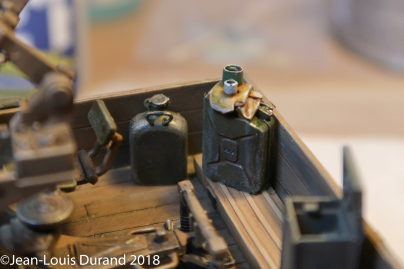 Flak 38 DAK sur châssis modifié de Steyr 1500A/01 - Base Tamiya + conversion Leadwarrior - 1/35 - Page 3 Steyr_43