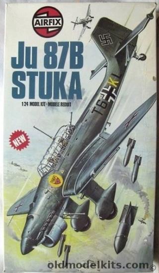 Junkers JU-87D-5 Trumpeter 1/24 - Page 2 Stuka10