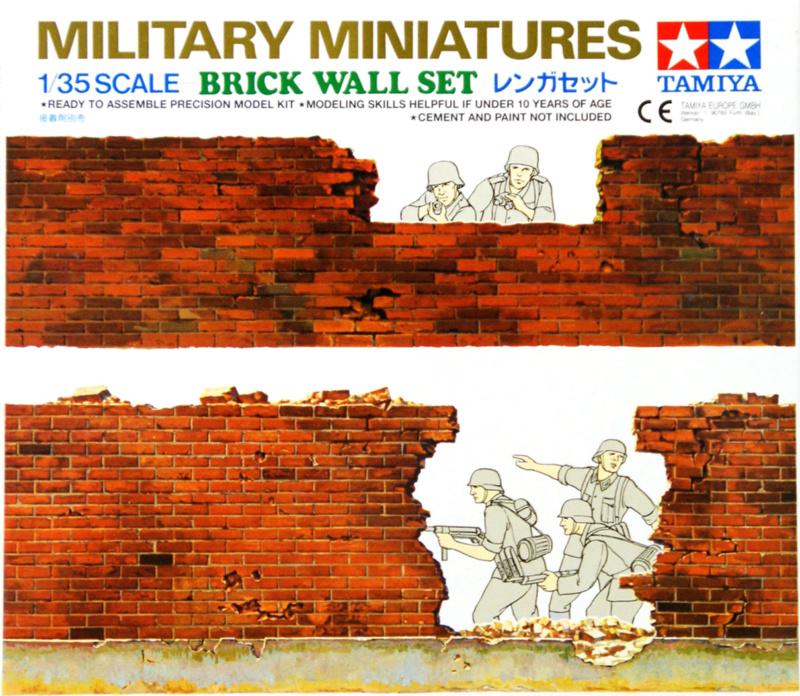 La maçonnerie pour les Nuls - Figurines LZ MODEL et HASEGAWA, accessoires BALATON MODELL et MINIART - 1/35 Tamiya20