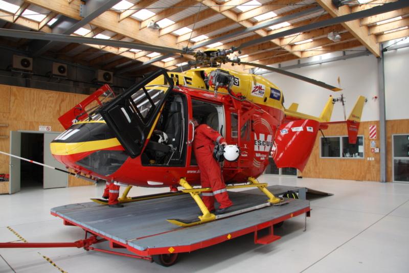 Eurocopter EC-135 ADAC, 1:72, Revell (#04457) Westpa11