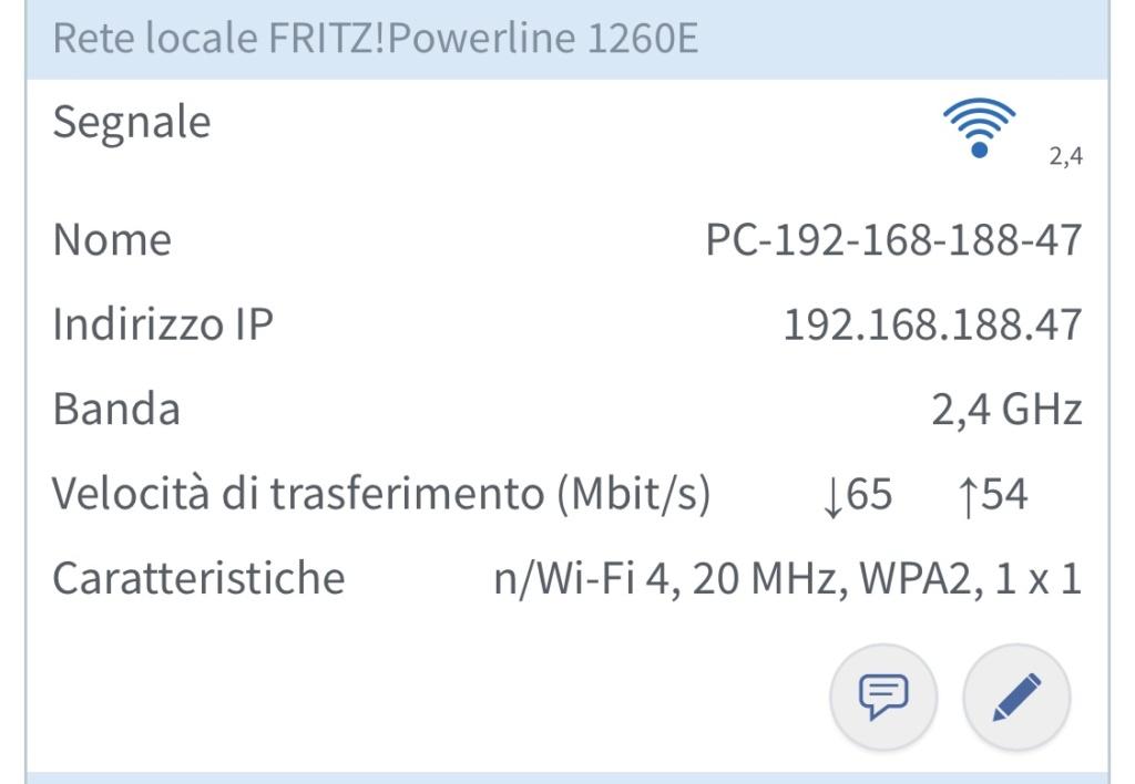 Probabili problemi powerline 1220E 6e034910