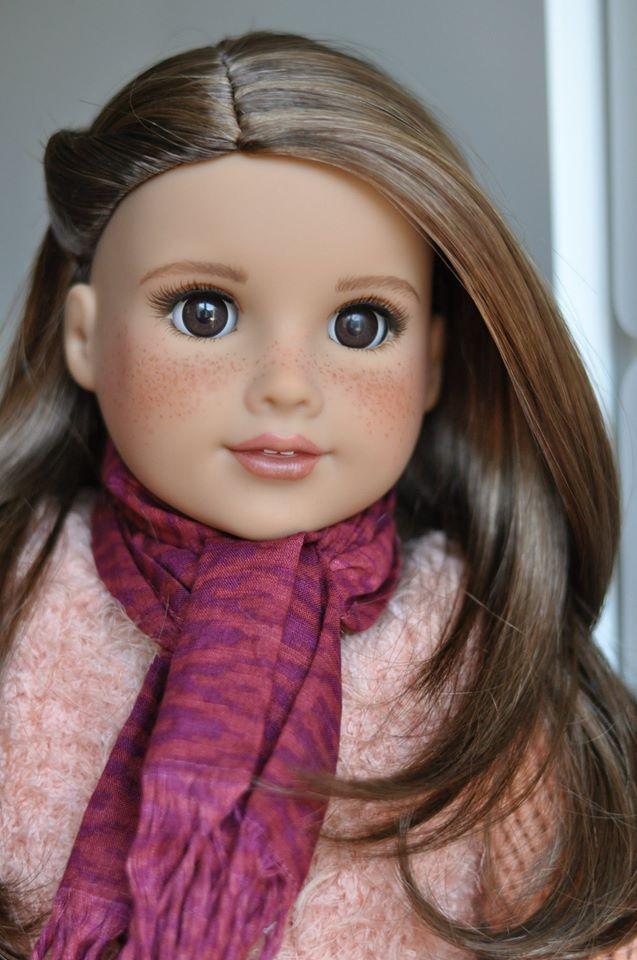 Joss, la nouvelle american girl 2020 90707510