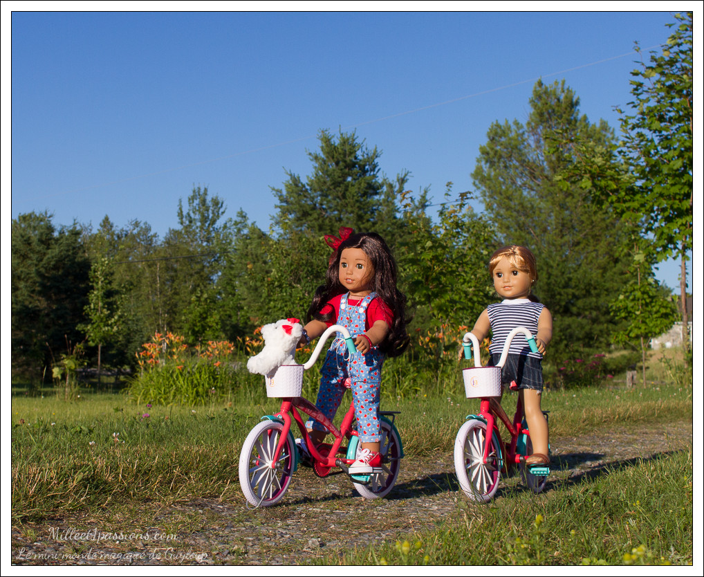 Charlotte et Nanea se baladent en vélo Img_6310