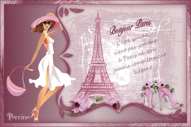 Bonjour Paris(Psp) Image145