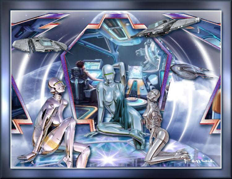 Repos dans la navette spatiale   psp Image159