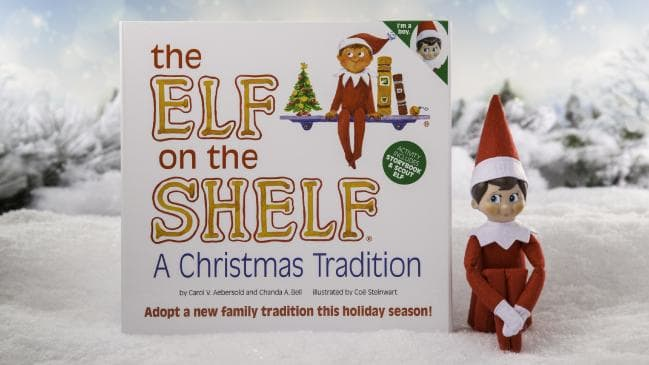 Astronauts take Elf on the Shelf to outer space Elf10