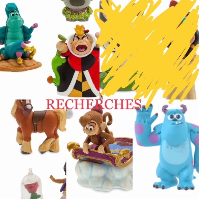 [Vente - Recherche - Echange] Figurines miniatures Animators - Disney Animators' Littles (TOPIC UNIQUE) - Page 2 4d32ec10