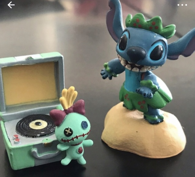 [Vente - Recherche - Echange] Figurines miniatures Animators - Disney Animators' Littles (TOPIC UNIQUE) - Page 2 Stich11