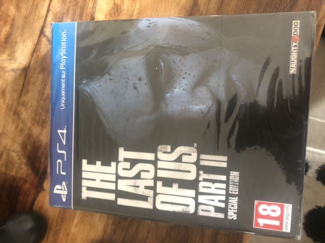 The Last os Us Part II 78e50010