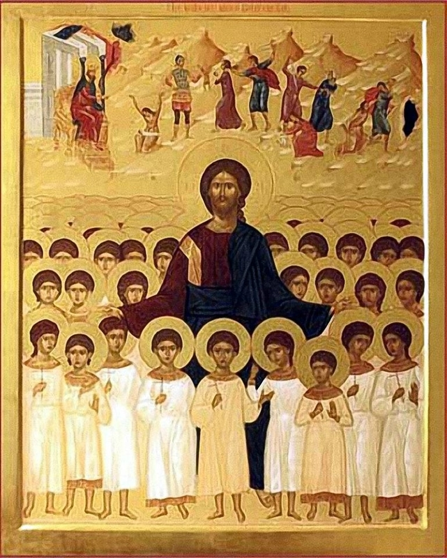 28 décembre : Fête des Saints Innocents : Ne les oublions pas ! Saints10