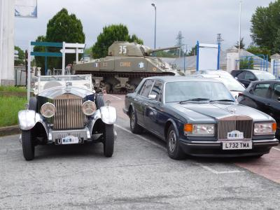Rolls et blindés 1310