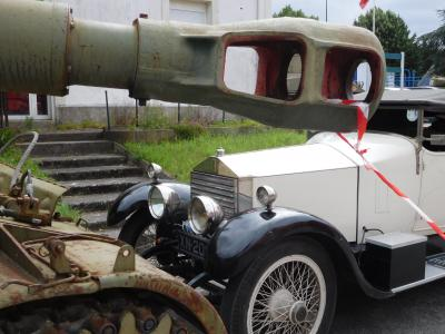 Rolls et blindés 2310