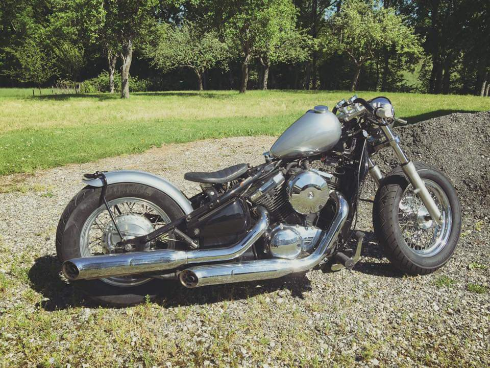 800 VN - classic to bobber oldschool - Page 2 Fb_img12