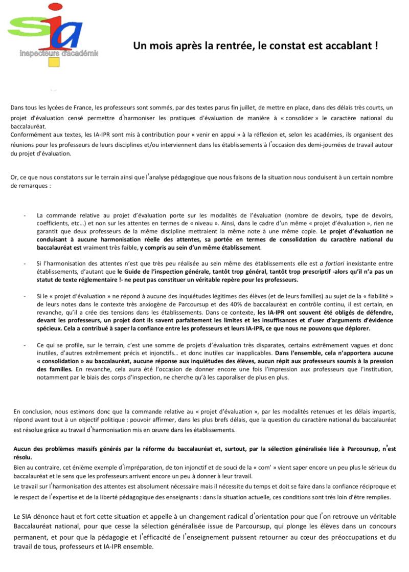 Projet local d'évaluation : le guide du Snes pour s'y opposer - Page 7 Captu179