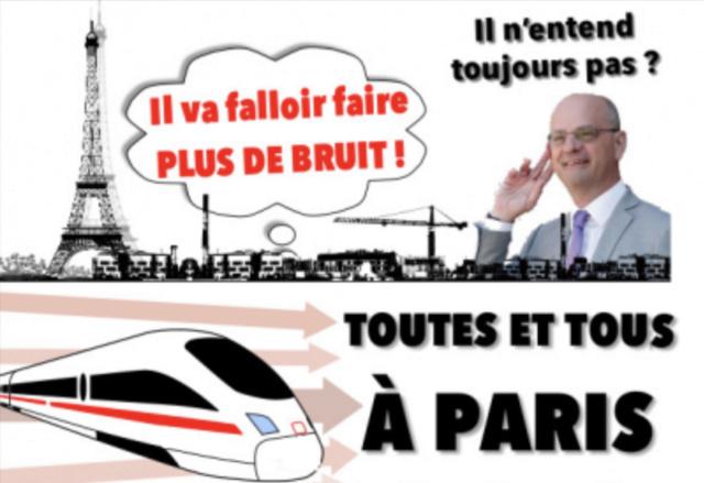 Samedi 18 mai : manifestation à Paris pour l'Education Captur64