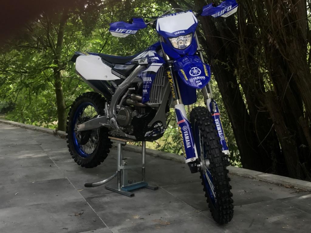 Yamaha WR-F 250 2019 (homologuée) Av_d10