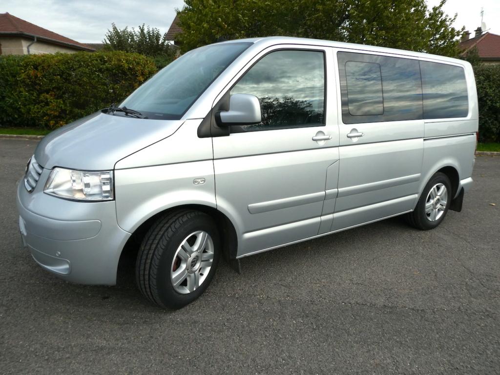 A vendre notre Multivan T5 Highline 174CV boîte auto de 2007 VENDU ! P1000428