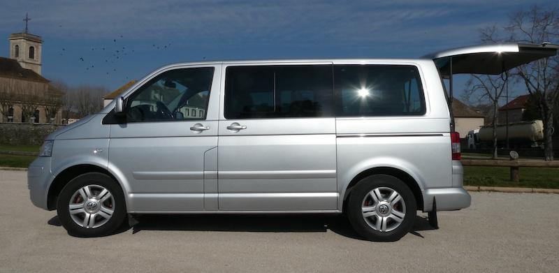 A vendre notre Multivan T5 Highline 174CV boîte auto de 2007 VENDU ! P1010013
