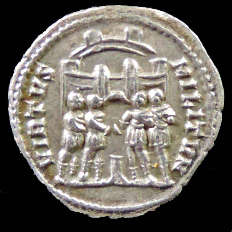 Argentei de la réforme de Dioclétien, que sont-ils devenus? Revers17