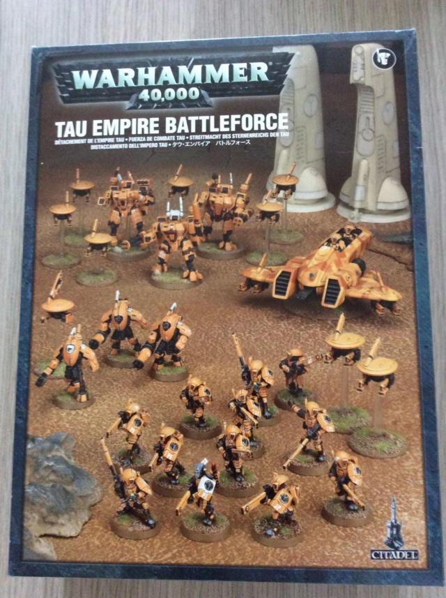Cadre de reconnaissance et d'infiltration - Empire Tau 38825211