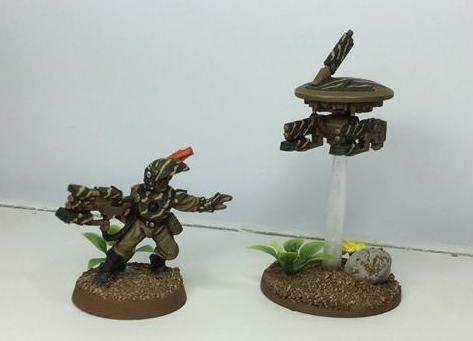 Cadre de reconnaissance et d'infiltration - Empire Tau Tau11