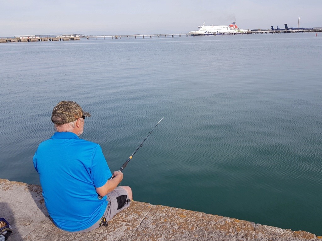 One Tip For Holyhead Breakwater Wrasse Fishing  Image18
