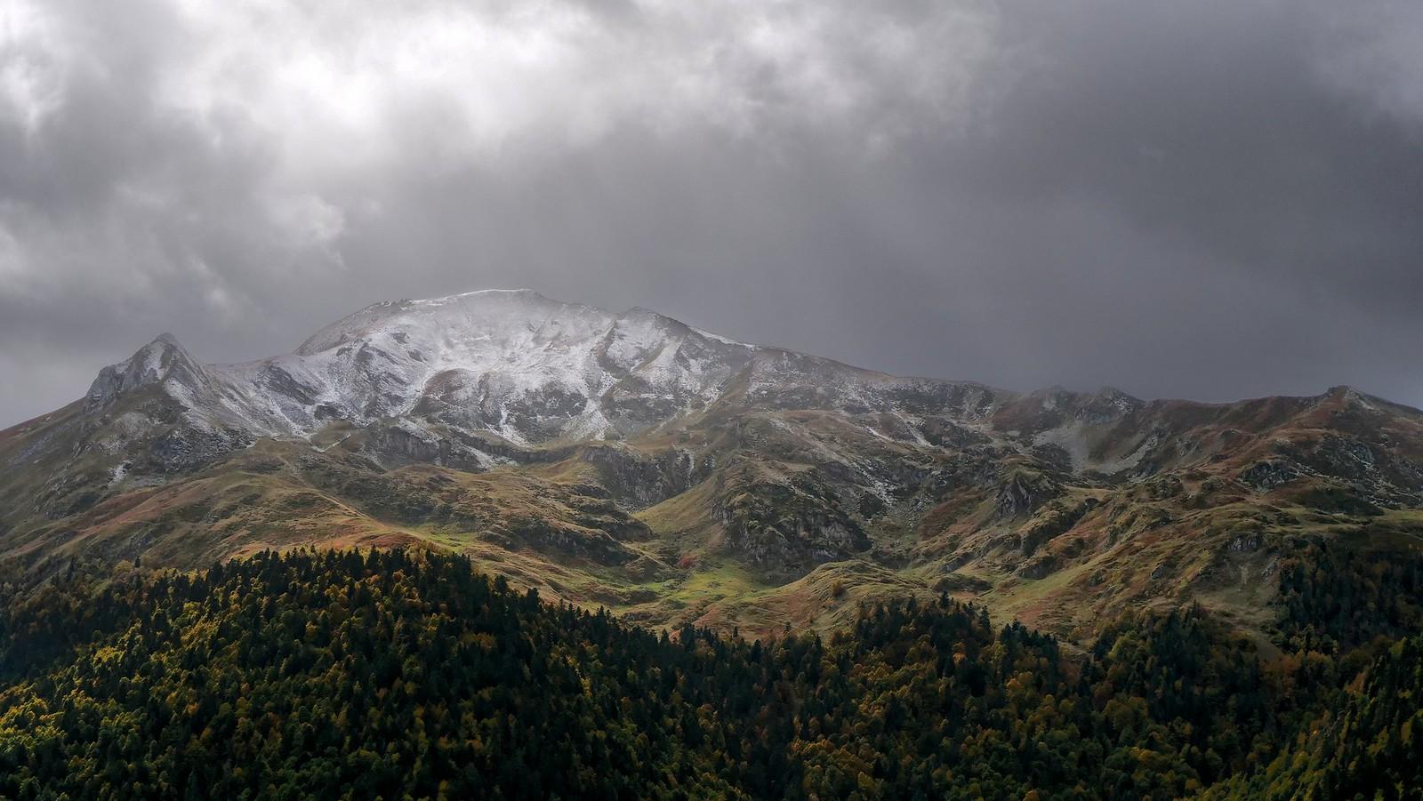 Pic de Chérue, vallée d'Ossau ...  1_110