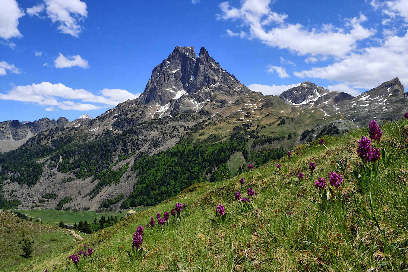 Montagne pic du midi ... 954d3110