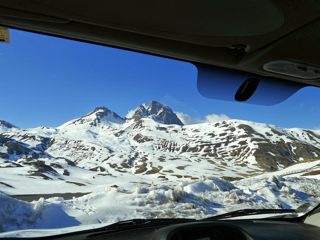 Pic du Midi et Peyreget  _1140410
