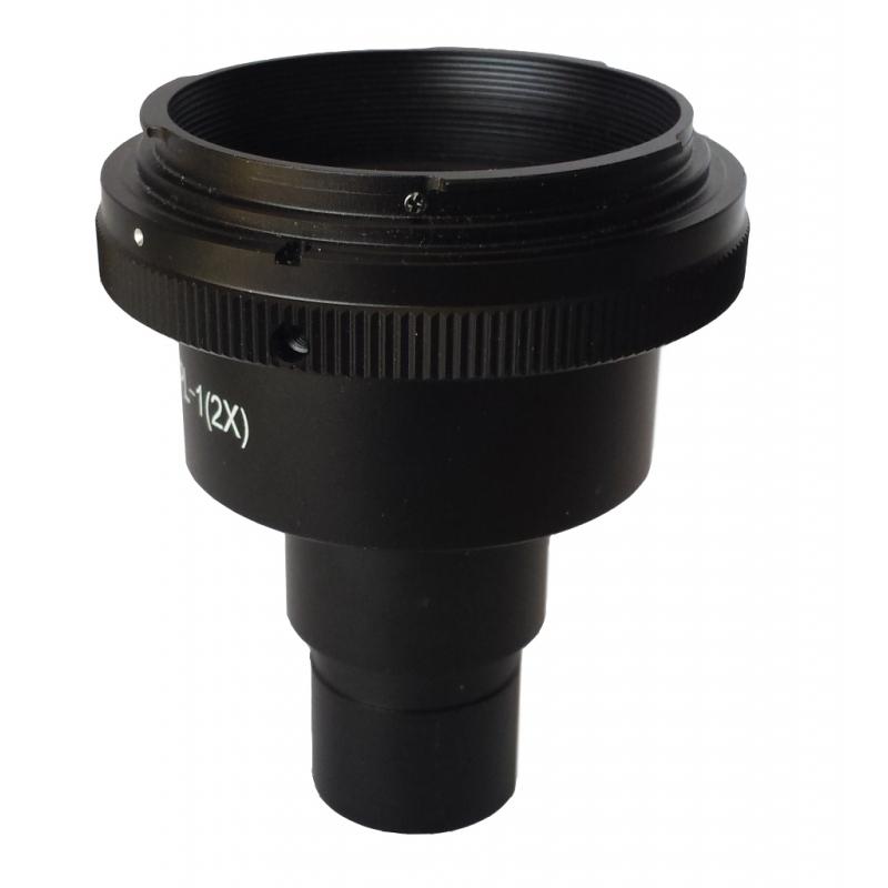 Microphoto avec mon Lumix Adapta10