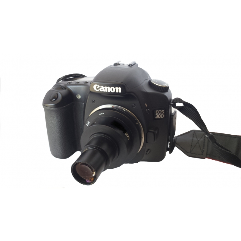Microphoto avec mon Lumix Adapta11