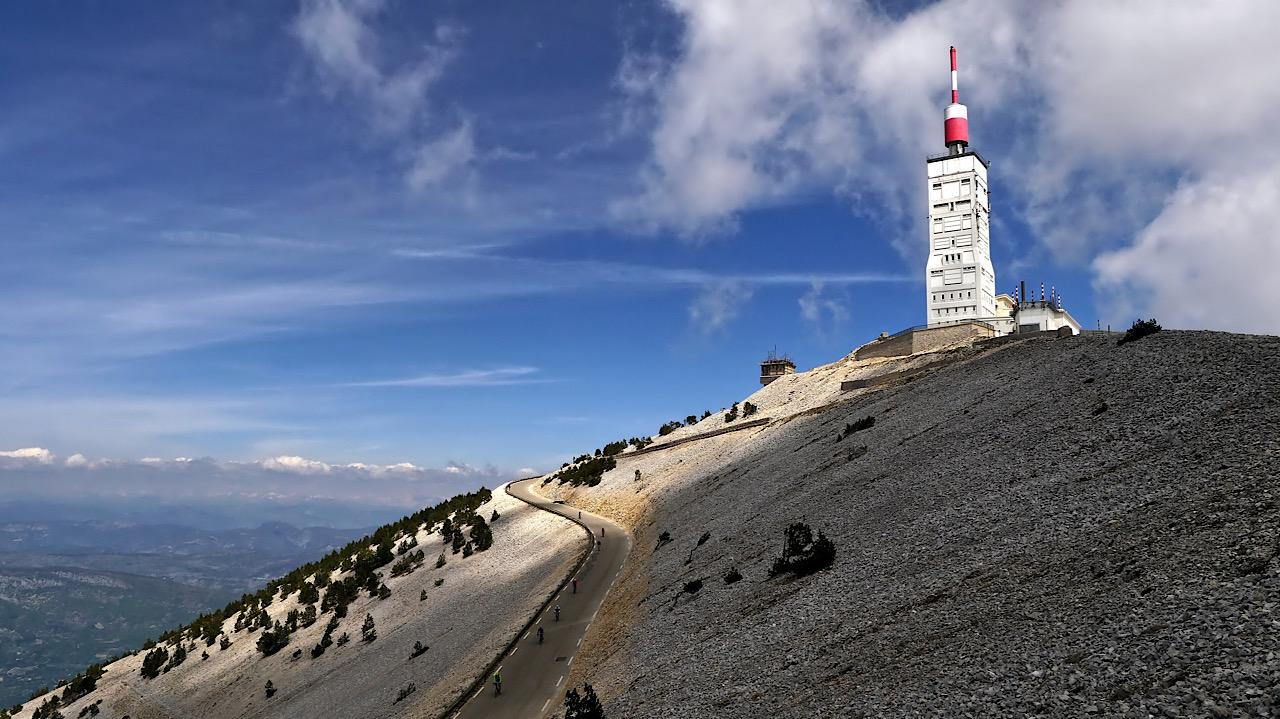 Le mont Ventoux  Bb7d9b10