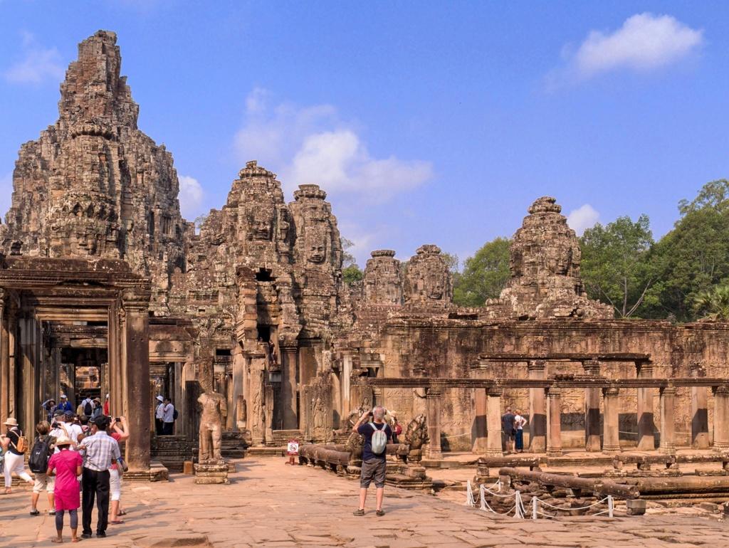 Cambodge: Visite à Angkor Thom Jcxnjm10