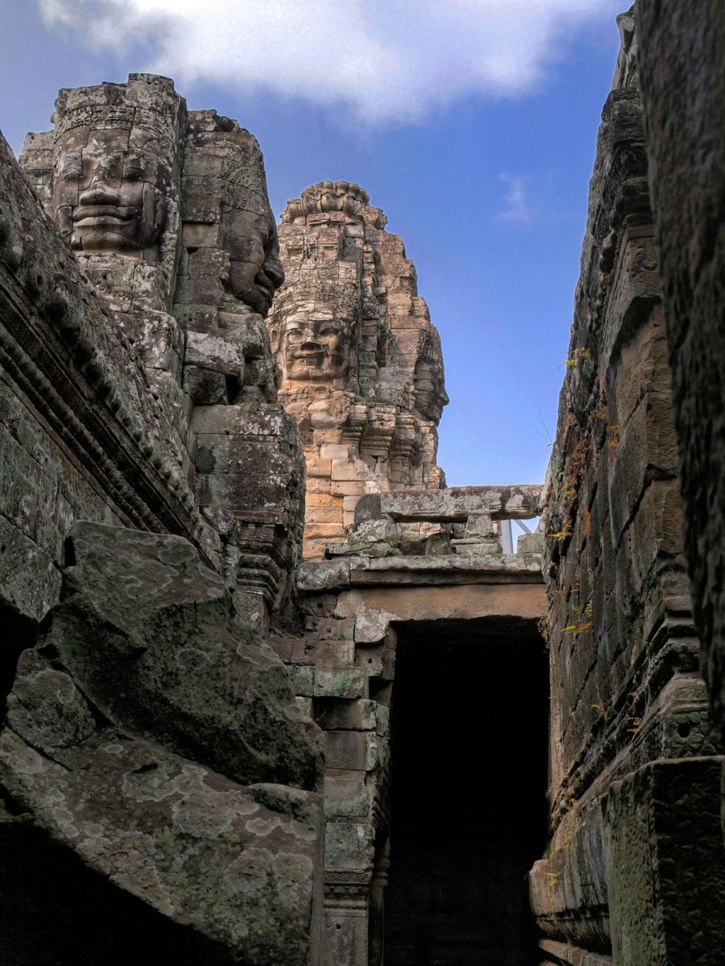 Cambodge: Visite à Angkor Thom Jcxnmr10