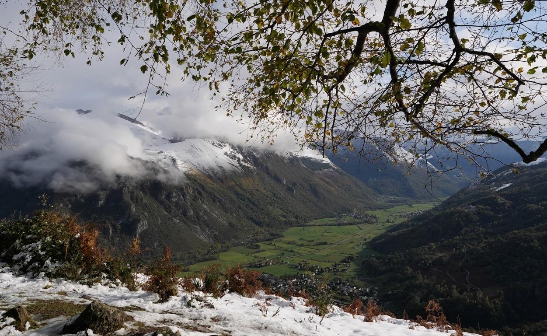 La vallée d'Ossau. P1001710