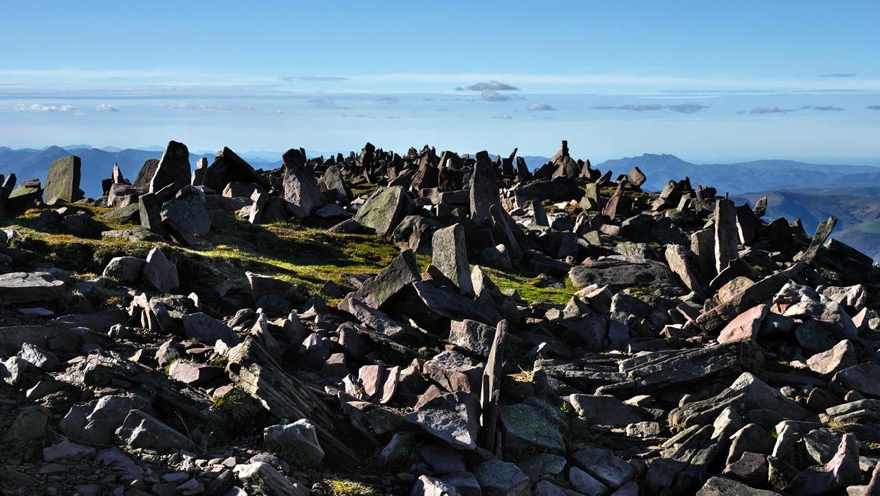 Paysage Basque  mont Autza P1036015