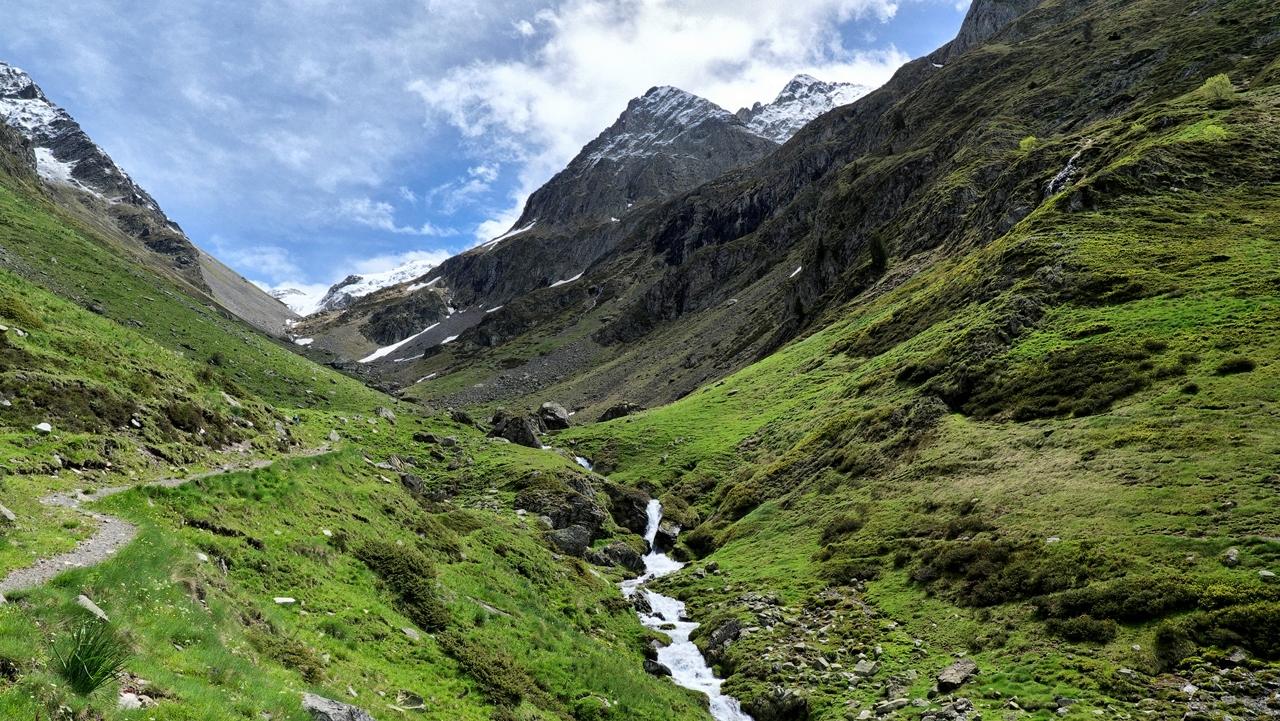 pPemière sortie déconfinée en montagne. P1048010