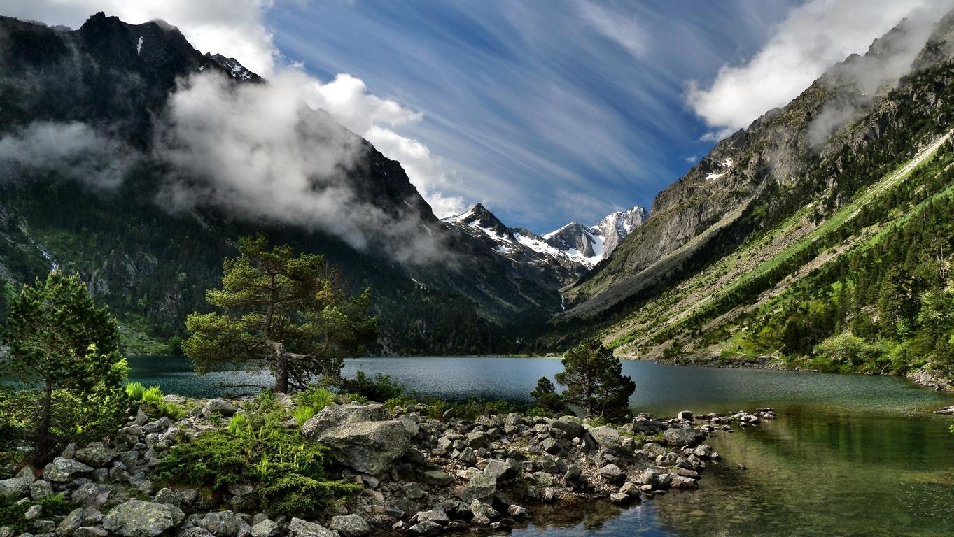 Lac de Gaube, hautes Pyrénées  P1059711